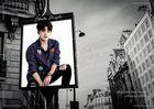 JAEJOONG Photo People in Paris (DVD + Poster) (Box 2) (Japan Version)