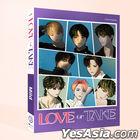 Pentagon Mini Album Vol. 11 - LOVE or TAKE (Mild Version) + Poster in Tube (Mild Version)
