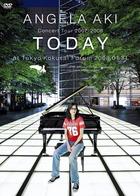 Angela Aki Concert Tour 2007-2008 'Today'  (Japan Version)