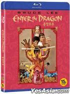 Enter The Dragon (Blu-ray) (Korea Version)