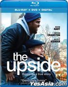 The Upside (2017) (Blu-ray + DVD + Digital) (US Version)