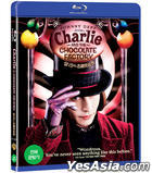 Charlie & The Chocolate Factory (Blu-ray) (Korea Version)