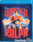 Wreck-it Ralph (2012) (Blu-ray) (2D) (Hong Kong Version)
