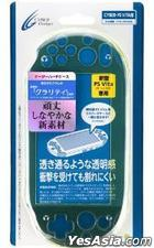 PSV (PCH-2000) CYBER Easy Hard Case (Clear Lime Green) (Japan Version)