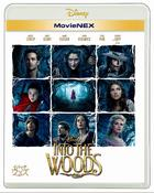 Into The Woods (Blu-ray+DVD) (MovieNEX Edition) (Japan Version)