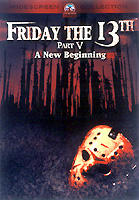 FRIDAY THE 13TH PART 5 A NEW BEGINNING (Japan Version)