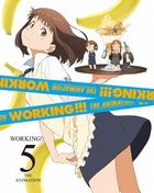WORKING!!! Vol.5 (DVD+CD) (First Press Limited Edition)(Japan Version)