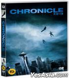 Chronicle + Jumper (DVD) (2-Disc) (Steelbok) (2Pack) (Korea Version)