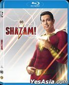 Shazam! (2019) (Blu-ray) (Hong Kong Version)