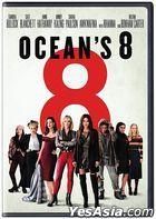 Ocean's 8 (2018) (DVD) (US Version)