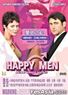 Happy Men (DVD) (Hong Kong Version)