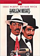 Harlem Nights (DVD) (Japan Version)