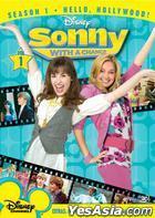 Sonny With A Chance (DVD) (Season 1: Vol.1) (Hong Kong Version)
