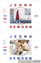 Jeong Se Woon Mini Album Vol. 1 Part. 2 - AFTER (Random Version)
