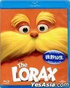 The Lorax (2012) (Blu-ray) (Hong Kong Version)