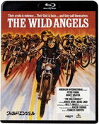 THE WILD ANGELS (Japan Version)