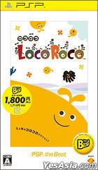 LocoRoco (New Bargain Edition) (Japan Version)