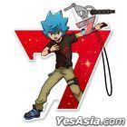 Yu-Gi-Oh! Sevens : Rook Acrylic Strap