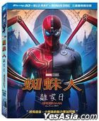 Spider-Man: Far From Home (2019) (Blu-ray) (2D + 3D 3-Disc Edition) (Taiwan Version)