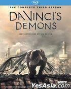 Da Vinci's Demons (Blu-ray) (The Complete Third Season) (US Version)