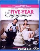 The Five-Year Engagement (2012) (Blu-ray) (Hong Kong Version)
