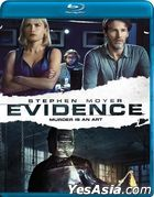 Evidence (2013) (Blu-ray) (US Version)