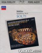 Mahler: Symphony No. 8 (Blu-ray High Fidelity Pure Audio) (EU Version)