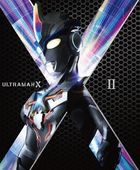 Ultraman X (DVD) (Box 2) (Japan Version)