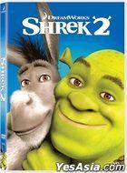 Shrek 2 (2004) (DVD) (Reprint) (Hong Kong Version)