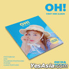 Apink : Oh Ha Young Mini Album Vol. 1 - OH! + Poster in Tube