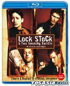 Lock, Stock and Two Smoking Barrels (Blu-ray) (Korea Version)