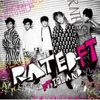 RATED-FT (Jacket B)(ALBUM+DVD)(First Press Limited Edition)(Japan Version)