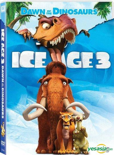 Yesasia Ice Age 3 Dawn Of The Dinosaurs Dvd Hong Kong Version Dvd Jan Lamb Sam Lee Deltamac Hk Western World Movies Videos Free Shipping