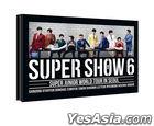 Super Junior - World Tour in Seoul 'Super Show 6' (2DVD + Photobook) (Korea Version) + Poster in Tube