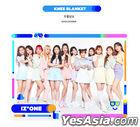 IZ*ONE - KCON:TACT Season 2 Official MD (Knee Blanket)