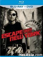 Escape From New York (Blu-ray+DVD) (US Version)
