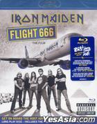 Iron Maiden - Flight 666: The Film (Blu-ray) (US Version)
