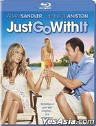 Just Go With It (2011) (Blu-ray) (Hong Kong Version)