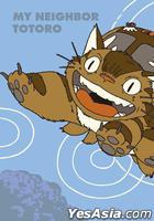 Studio Ghibli : 2014 Schedule Book Neko Bus (WTR-39)