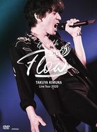 TAKUYA KIMURA Live Tour 2020 Go with the flow [DVD+BOOKLET] (First Press Limited Edition) (Japan Version)