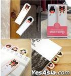 Miraclekorea Traditional Character Couple Sticky Memo (King & Queen)