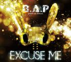 EXCUSE ME [Type A](SINGLE+DVD) (Japan Version)