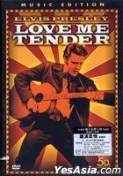 Love Me Tender (1956) (DVD) (Music Edition) (Hong Kong Version)