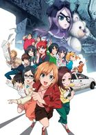 SHIROBAKO The Movie (DVD) (Normal Edition) (Japan Version)