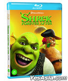 Shrek Forever After (Blu-ray) (Korea Version)