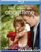 About Time (2013) (Blu-ray) (Hong Kong Version)