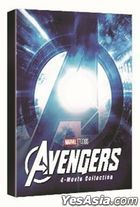 Avengers 4-Movie Collection (4K Ultra HD Blu-ray) (Hong Kong Version)