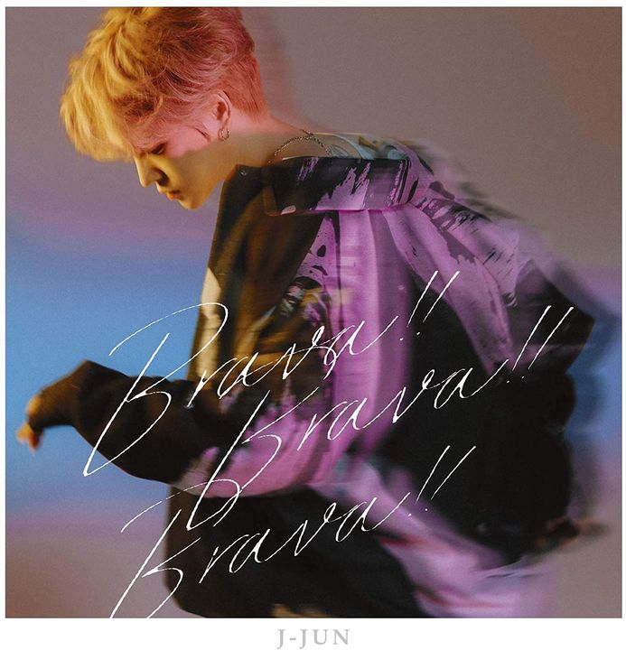 KIM JAE JOONG Brava! Brava!!//Ray of Light CD+DVD First Limited Edition Brava!