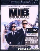 Men In Black: International (2019) (4K Ultra HD + Blu-ray) (Hong Kong Version)