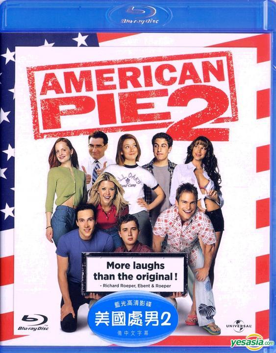 Yesasia American Pie 2 2001 Blu Ray Hong Kong Version Blu Ray Jason Biggs Shannon Elizabeth Intercontinental Video Hk Western World Movies Videos Free Shipping